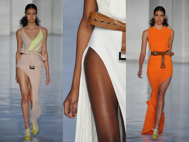 Filhas de gaia Fashion Rio (Foto: Raul Zito/G1)