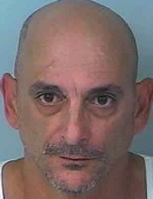 Michael Cherubino se feriu para evitar audiência e foi preso. (Foto: Divulgação)