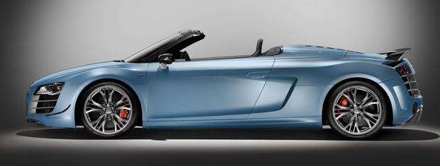 Audi R8 GT Spyder (Foto: Divulgação)