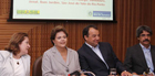 Dilma anuncia R$ 700 milhões para o RJ (Roberto Stuckert Filho/Presidência)