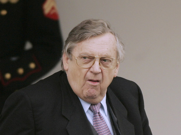 Lawrence Eagleburger em 13 de novembro de 2006 (Foto: AP)