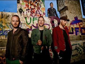 A banda inglesa Coldplay (Foto: Divulgação)