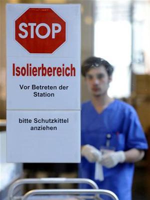 Hospitais alemães estão sobrecarregados devido à 'E.coli'  (Foto: Fabian Bimmer / Reuters)