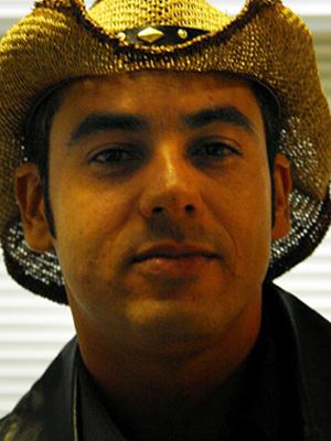 André Caubói, morto com tiro na nuca em 1º de junho (Foto: (Foto: Naná Coutinho/BBB))