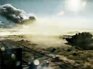'Battlefield 3' traz gráficos próximos do real  (Foto: Reprodução)