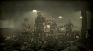 'Brothers in Arms: Furious 4' lembra o filme 'Bastardos Inglórios' (Foto: Reprodução)