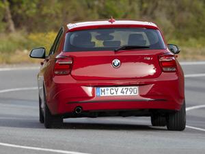 BMW Serie 1 tem novo motor 1.6 turbo (Foto: Divulgação)