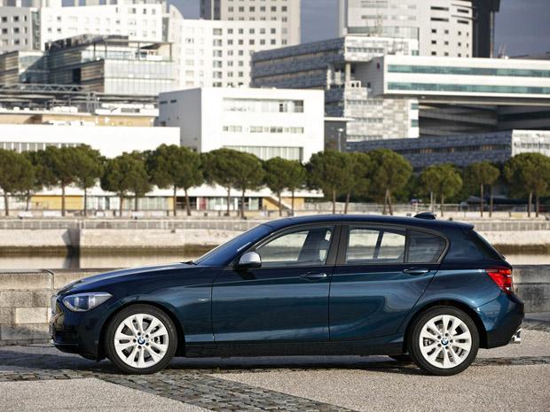 BMW Série 1 ganha nova geração (Foto: Divulgação)