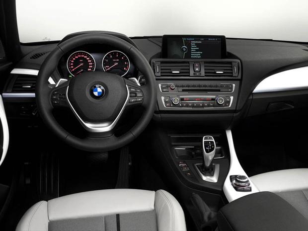 BMW Série 1 estreia em setembro (Foto: Divulgação)