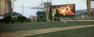 Driver San Francisco foi apresentado na E3 de 2010 e não mudou muito (Foto: Reprodução)