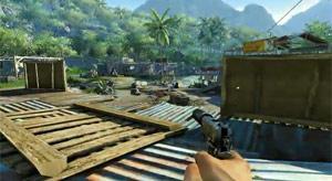 'FarCry 3' foi uma das surpresas da Ubisoft na E3 (Foto: Reprodução)