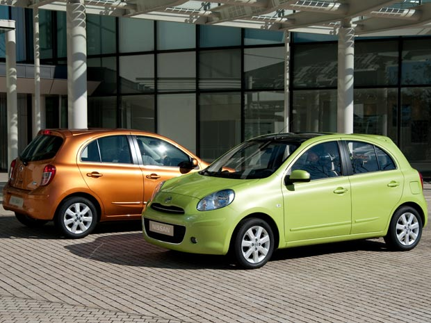 Nissan March 1 6 Automundoo Autos Carro Pictures to pin on Pinterest