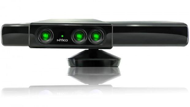 A empresa Nyko apresentou na feira E3, que começa nesta terça-feira (7) em Los Angeles (EUA), o 'Zoom for Kinect', um acessório que reduz a distância necessária para jogar Kinect em 40%. O dispositivo foi criado para gamers que usam o sensor do Xbox 360 em espaços pequenos, permitindo que o usuário fique mais próximo à TV. A Nyko ainda não relevou o preço do assessório. (Foto: Divulgação)