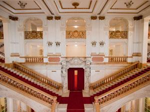 Teatro Municipal de São Paulo (Foto: Daigo Oliva/G1)