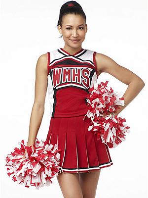 Naya Rivera em 'Glee' (Foto: Divulgação)