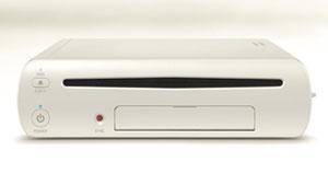 O novo console da Nintendo, o Wii U, que parece um Wii mais redondinho (Foto: Divulgação)