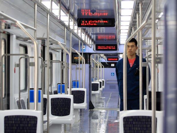 trem (Foto: Shana Reis/ Divulgação)