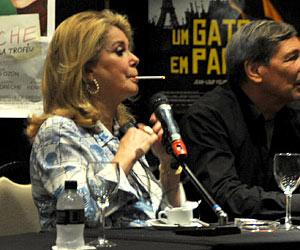 catherine deneuve (Foto: Flavio Moraes/G1)