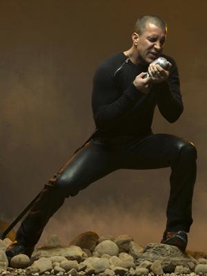 O vocalista Scott Stapp (Foto: Divulgação)