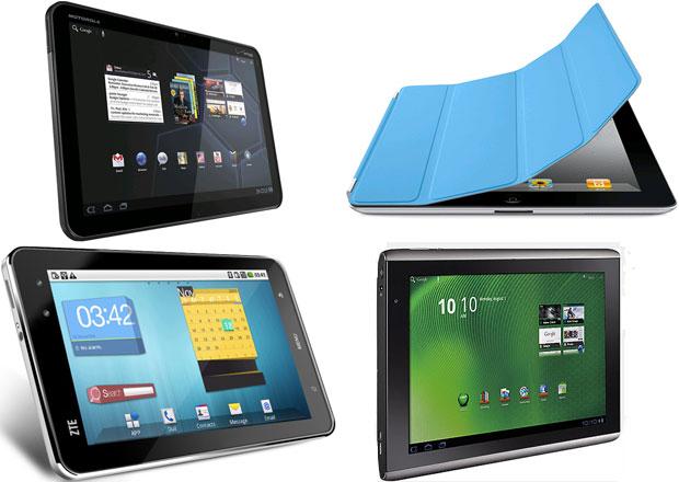 Tablets (Foto: Divulgação)