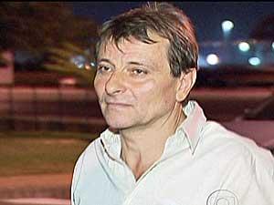 Cesare Battisti. (Foto: Reprodução / TV Globo)