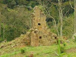 Parque Arqueológico e Ambiental de São João Marcos (Foto: Divulgação/Light)