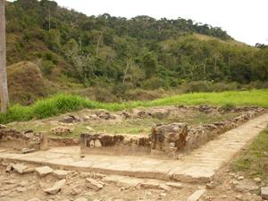 ruínas parque arqueológico (Foto: Divulgação / Light)