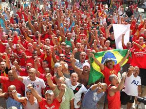 cOMEMORAÇÃO BOMBEIROS (Foto: Wilton Júnior/Agência Estado)