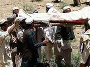 Mortes no Afeganistão estão subindo. (Foto: AFP Photo / via BBC)