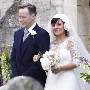 A cantora Lily Allen se casou neste sábado (11) com Sam Cooper (Foto: Reuters)