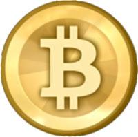 Logotipo do Bitcoin, a moeda virtual que funciona via conexões ponto a ponto entre internautas (Foto: Divulgação)