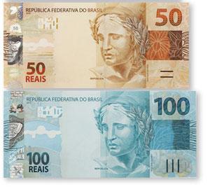 Ao contrário do Bitcoin, o Real tem garantia de valor no território brasileiro (Foto: Divulgação/Banco Central)