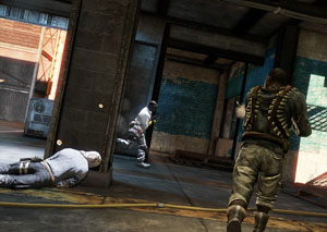 Uncharted 3 (Foto: Divulgação)