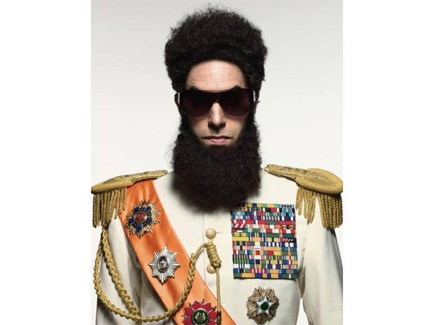 Sacha Baron Cohen em 'The dictator' (Foto: Divulgação/Divulgação)