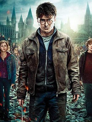 * Harry Potter arrecada US$ 92,1 milhões no 1º dia e bate recorde.