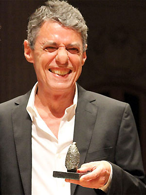 O cantor e compositor Chico Buarque (Foto: Grizar Júnior/AE)