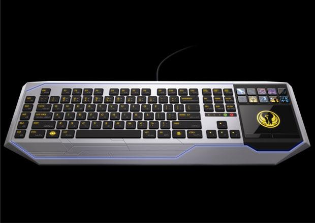 teclado star wars (Foto: Divulgação)