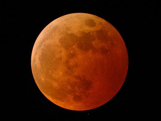 Eclipse lunar 15 de junho 1 (Foto: Arquivo)