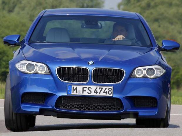 Nova geração do BMW M5 tem motor V8 bi-turbo (Foto: Divulgação)