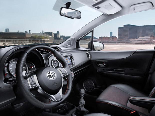 Toyota New Yaris (Foto: Divulgação)