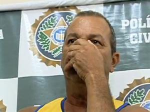 Justiça indeferiu o pedido de revogação da prisão preventiva do acusado de vender arma a Wellington (Foto: Reprodução/ TV Globo)