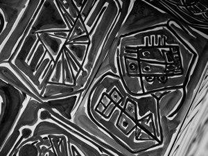 Exposição de cubo em Cuiabá (Foto: Assessoria)