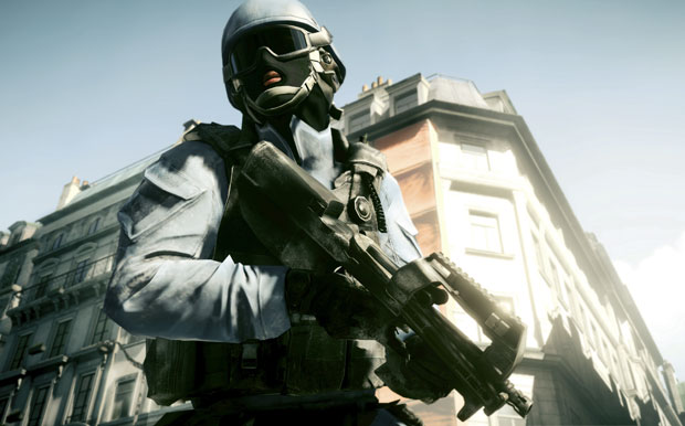 'Battlefield 3' é o grande rival de 'Call of Duty: Modern Warfare 3' no final de 2011 (Foto: Divulgação)