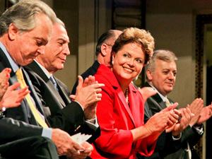 Presidente Dilma Rousseff lançou plano agrícola nesta sexta (Foto: Roberto Stuckert Filho/Presidência da República)
