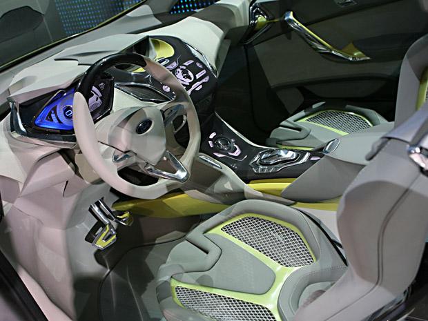 Ford Iosis Max Concept (Foto: Divulgação)