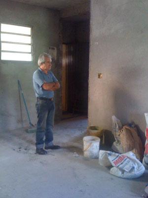 Desanimado com rendimentos, Jorge Edison Buso  pensa em desistir de investimentos com locação (Foto: Arquivo Pessoal)
