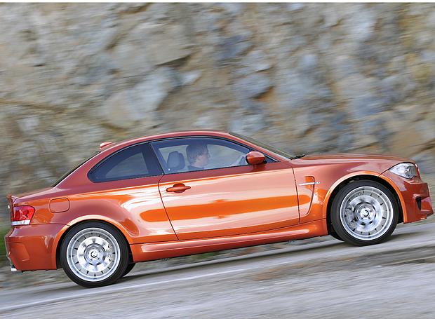 série 1 m coupé (Foto: Divulgação)