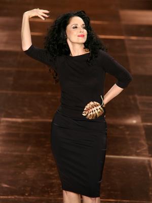 Sonia Braga (Foto: Daigo Oliva/G1)