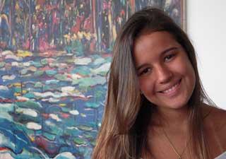 Mariana Noleto (Foto: Arquivo Pessoal/Reprodução)