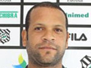 O atacante Dudu, do Figueirense (Foto: Divulgação/Site do clube)